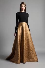 black and gold dress fall engagement party ideas couture gold and black gold