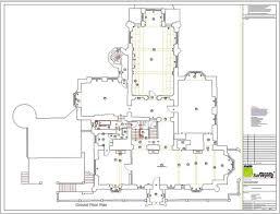 100 floor plan drawer house plan sloping squared roof