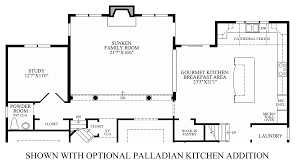 Toll Brothers Parkview by Parkview At Warrington The Everett Home Design