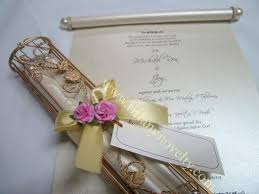 Wedding Invitations Philippines Remarkable Scroll Wedding Invitations Philippines 50 For Your