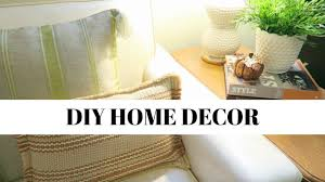 Trash To Treasure Ideas Home Decor by Money Saving Room Decor Ideas Anthropologie Dupe Pillows Look