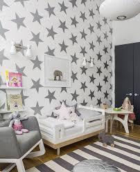 chambre bébé papier peint chambre bebe chiara stella home