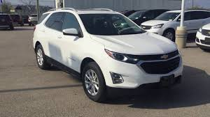 chevy equinox 2017 white 2018 chevrolet equinox lt awd summit white roy nichols motors ltd