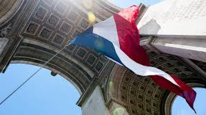 what do the colors of the french flag stand for reference com