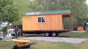 Derksen Portable Finished Cabins At Enterprise Center Youtube Old Hickory 24 Foot Cabin Youtube