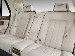 bentley interior back seat ourfleet limousine