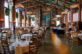 What A Stay At The Ahwahnee Hotel In Yosemite NP Looks Like - The ahwahnee dining room