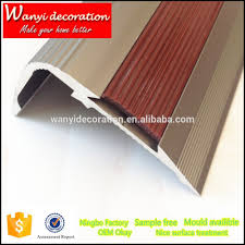 Laminate Flooring Samples Free Aluminum And Rubber Floor Trim Stair Tread Buy Stair Tread