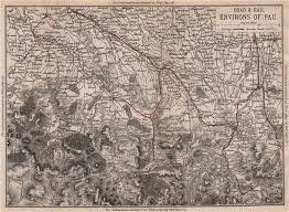 bigorre bureau tarbes pau environs bigorre lourdes tarbes cauterets railways 1885