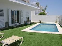 outdoor minimalist home interesting swimming pool designs small