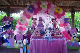 minnie mouse 1st birthday party ideas baby minnie mouse 1st birthday birthday party ideas photo 1 of