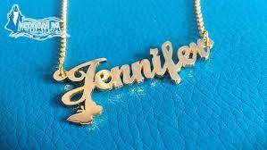 customized necklace customized necklace bracelet gosawa beirut deal