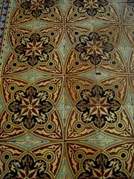 themed tiles 3m2 antique boch freres moorish themed tiles with borders c 1860
