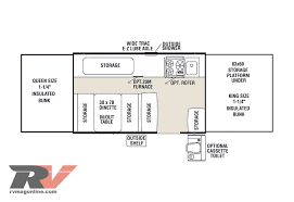 Rv Storage Plans Coachmen Travel Trailer Floor Plans U2013 Meze Blog
