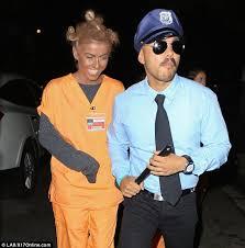 Orange Black Halloween Costumes Julianne Hough Apologises Controversial Orange
