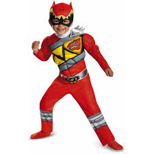 halloween costumes for kids target red power ranger dino charge toddler muscle dress up halloween