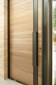 Wood Door Design by 17 Best Front Door Images On Pinterest Modern Front Door Doors