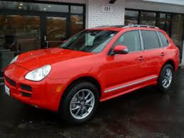 2006 porsche cayenne s titanium edition used cars and pre owned cars for sale