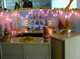 Ideas For Diwali Decoration At Home Extraordinary Diwali Decoration Ideas For Office Bay Decoration