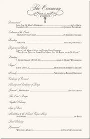 wedding program order catholic wedding mass order flourish mongram catholic mass