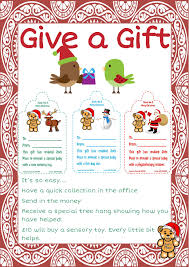 charity donations as christmas gifts 10001 christmas gift ideas
