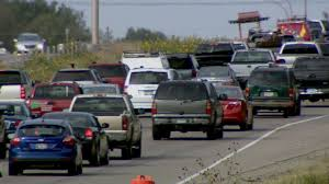 Mn Dot Traffic Map Kare11 Com Mndot Twin Cities Traffic Congestion Holds Steady