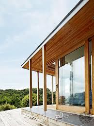 external glass sliding doors glass sliding door on loggia in contemporary chestnut glulam