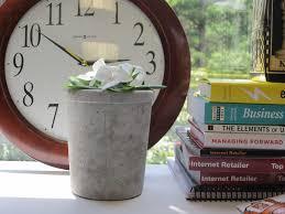 how to make a concrete planter the home depot community