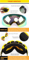 goggles for motocross be nice brand new professional ski goggles outdoor snowboard