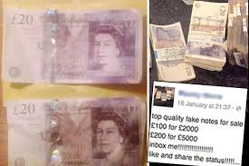 i u0027m here to sell fake notes woman advertises cash scam on