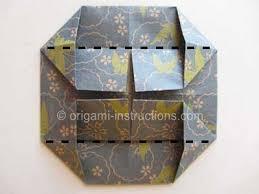 Origami Desk Organizer How To Make An Origami Desk Easy Origami Desk Folding