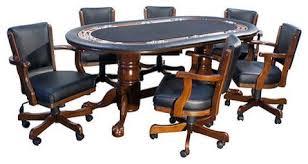 poker game table set poker tables
