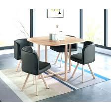 table de cuisine 4 chaises pas cher table et chaise amusant table cuisine 4 personnes ensemble ronde