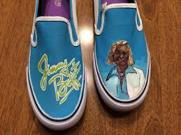 hand painted jimmy buffett shoes