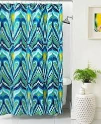 peacock shower curtain foter