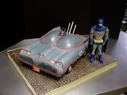 batmobile cake u2013 a cake that can make you go all wow gadget him