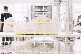inside the air force 1 museum as nike celebrates 35 years of force