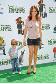 shrek los angeles premiere