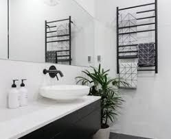 white and black bathroom ideas images about mums bathroom ideas on grey grey