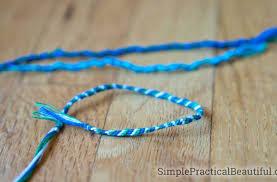 bracelet friendship easy images How to make a friendship bracelet simple practical beautiful jpg