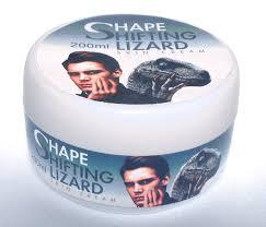 Shape Shifting by Shape Shifting Lizard Skin Cream With Vitamin E