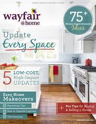 pro design home improvement wayfair home magazine home improvement issue by wayfair com issuu