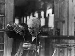 how did thomas edison invent the light bulb thomas edison light bulb publicity stunt business insider
