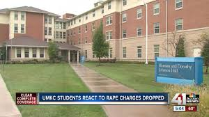 Umkc Campus Map Charge Dropped In Umkc Case Kshb Com 41 Action News