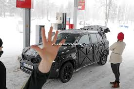 new 2018 volvo xc40 u0027baby u0027 suv scooped in production body