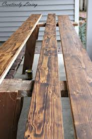 Wood Countertops Kitchen by Wood Kitchen Countertops Diy Reclaimed Wood Countertop After