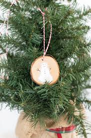 ornaments painted ornaments rustic wood