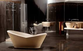 Karim Rashid Stone Bathroom Design From Bigelli Marmi  Mika Has A - Stone bathroom design