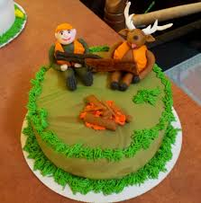 round cake ideas for a hunters 34017 deer hunting cakes bi