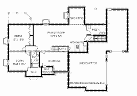 ranch home plans with basements home plans with basement fresh 22 best house plans with basements